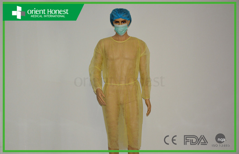 Protective Gowns / Disposable Exam Gowns_WUHAN ORIENT HONEST MEDICAL ...